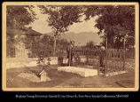 Image of Brigham Young's Grave, Salt Lake City, Utah