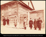 Siberia, convict prison officers and guards, Khabarofsk