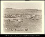 Image of Fort Laramie in 1889