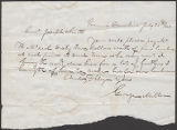 George Miller order to Joseph Smith to pay William McNeil