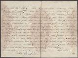 Benjamin Andrews and Watson Fabur agreement