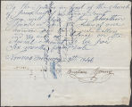 Brigham Young request to Newel Kimball Whitney and George Miller on behalf of Jonathan Judah