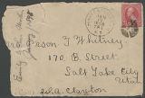 Orson F. Whitney envelope